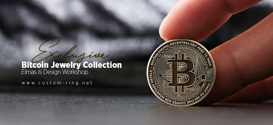 Exclusive Bitcoin Jewelry Collection | Elmas Is Design Workshop