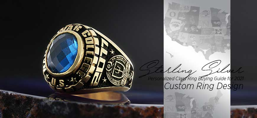 Personalized Class Ring Buying Guide for 2021 | Custom Ring Design