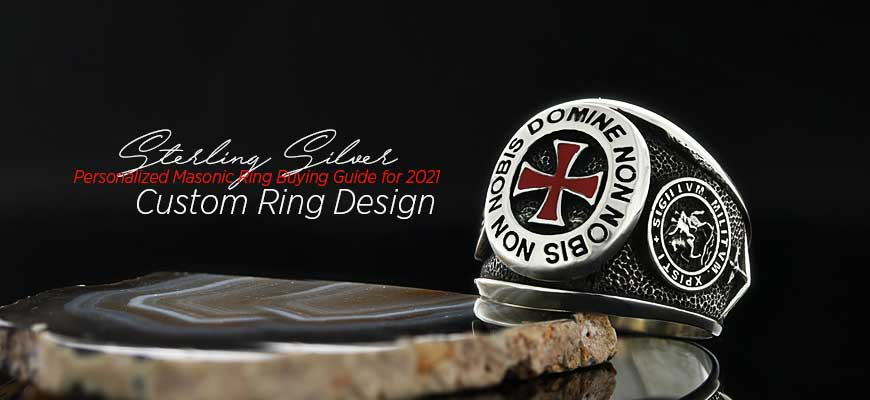 Personalized Masonic Ring Buying Guide for 2021 | Custom Ring Design