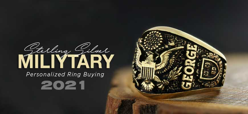 Personalized Military Ring Buying Guide for 2021 | Custom Ring Design