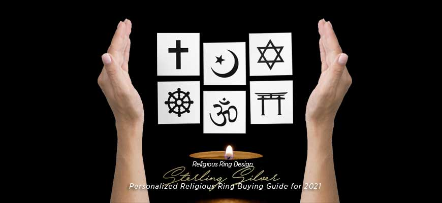 Personalized Religious Ring Buying Guide for 2021 | Custom Ring Design