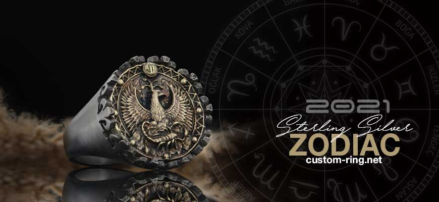 Personalized Zodiac Ring Buying Guide for 2021 | Custom Ring Design