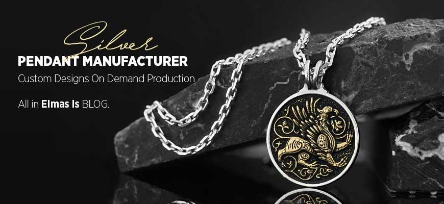 Silver Pendants Manufacturer