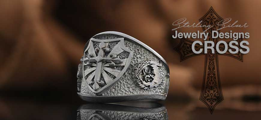 What is the meaning of Cross Rings | Types of Cross Rings