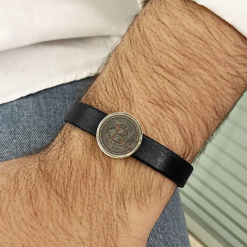 Bitcoin Souvenir Bracelet