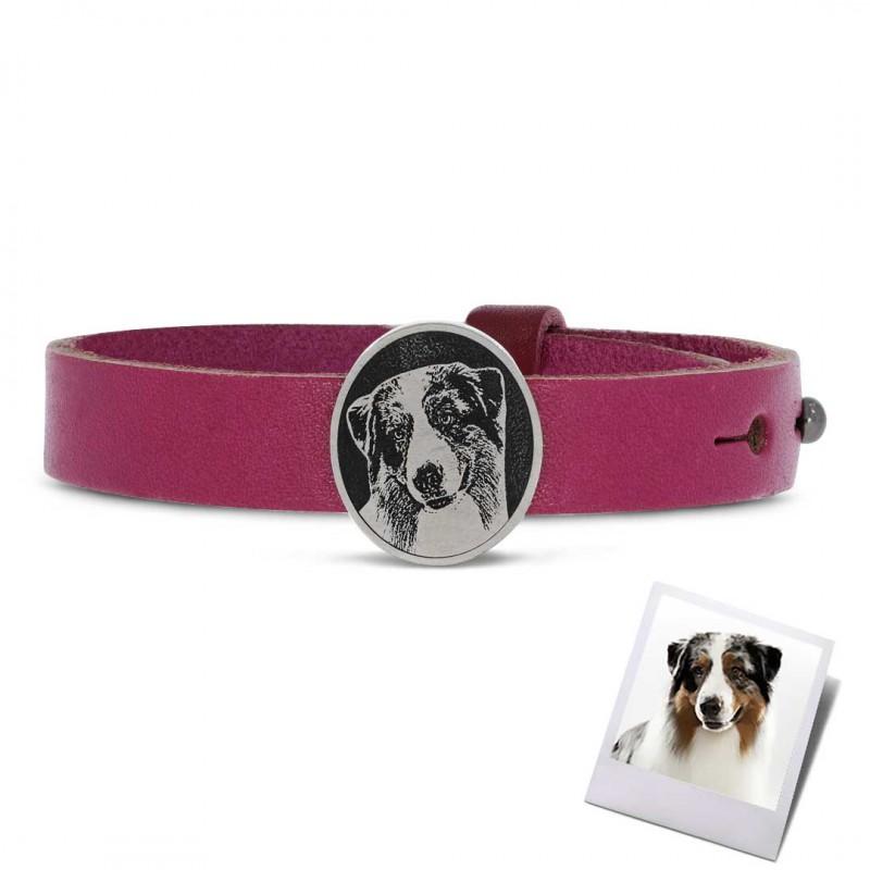 Dog Picture Bracelet
