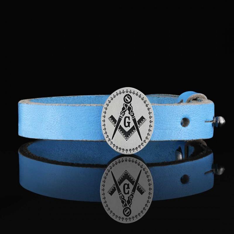 Lodge Masonic Bracelet
