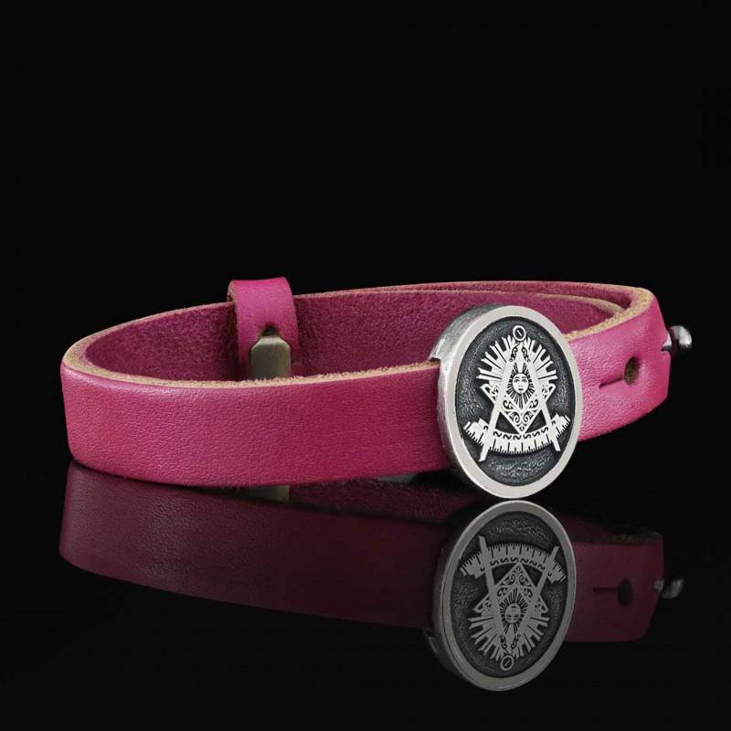 Past Master Masonic Bracelet