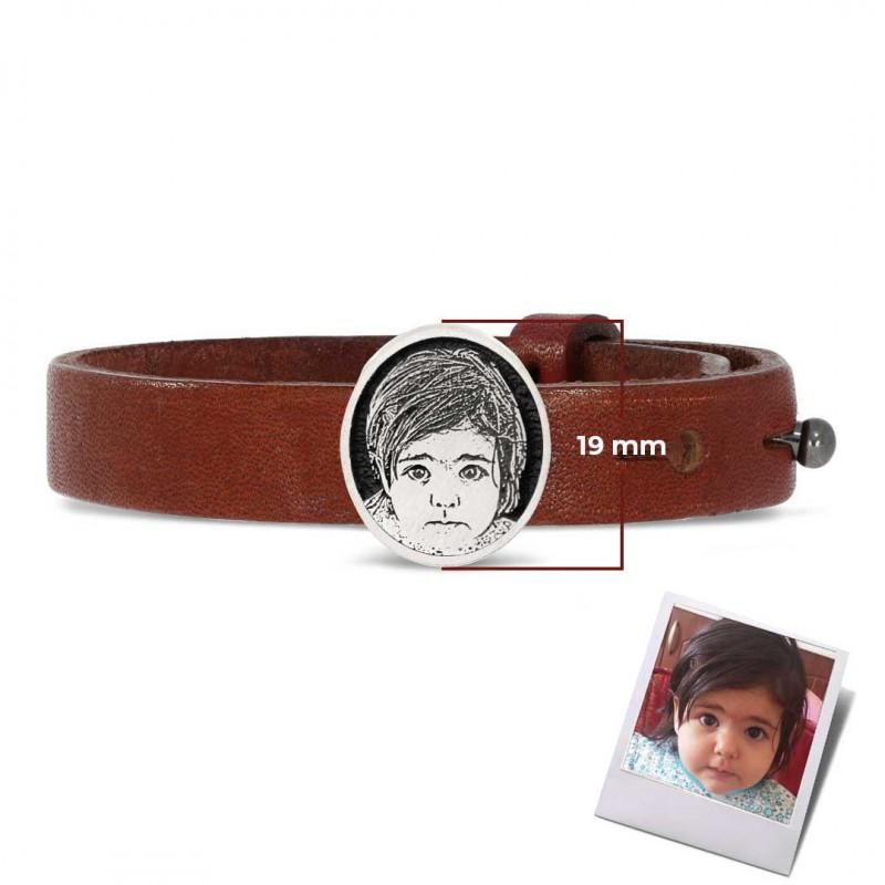 Picture Baby Bracelet