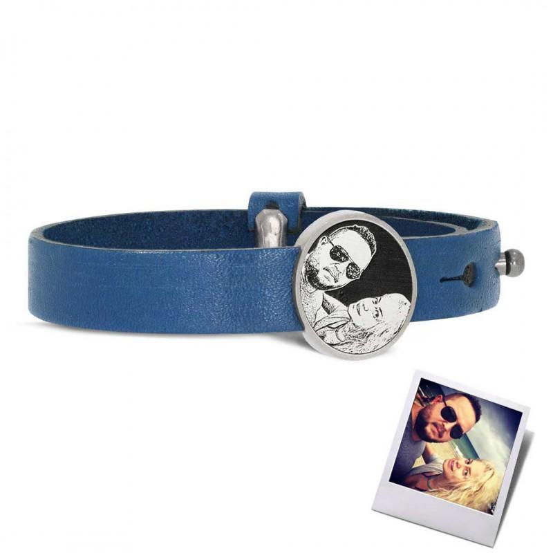 Couple Picture Bracelet