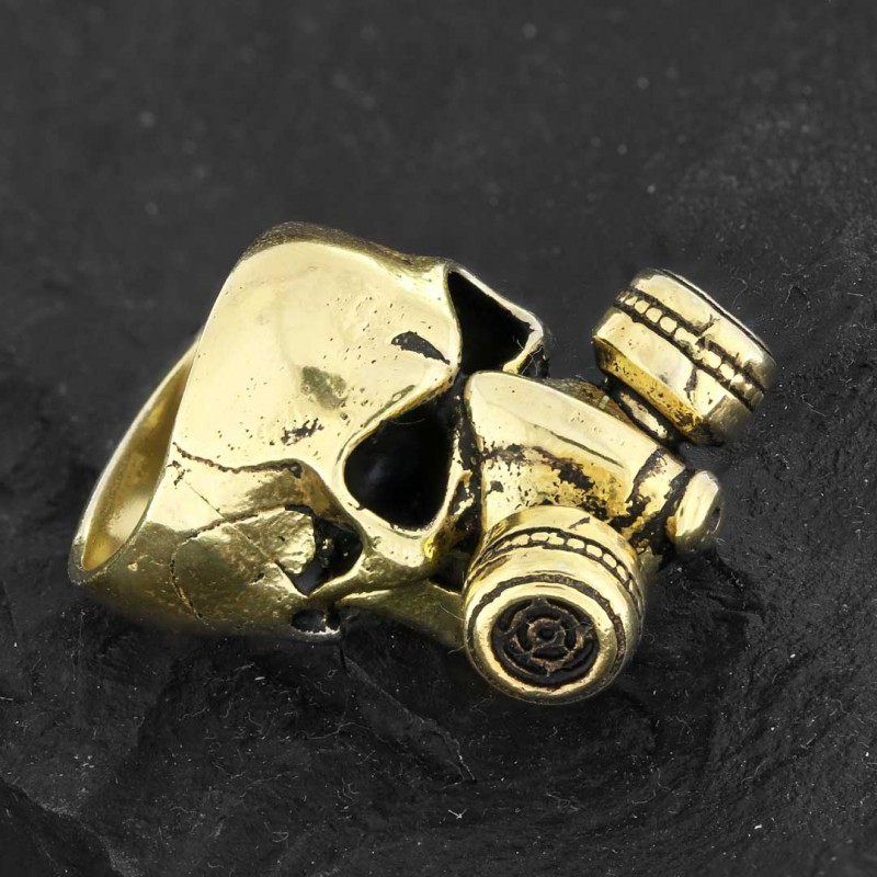 Survivor Skull Ring
