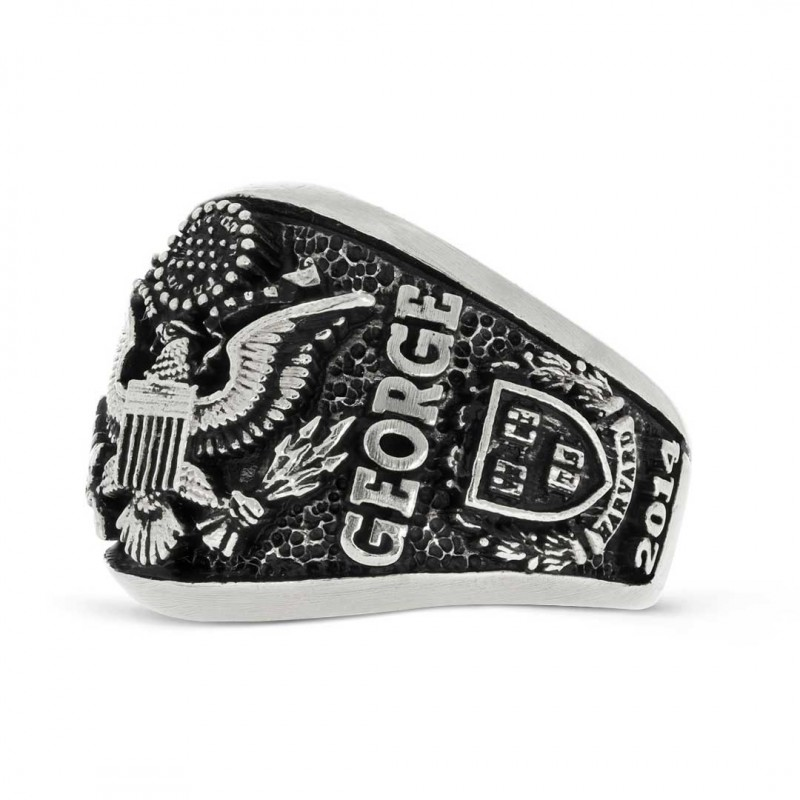 US Eagle Ring